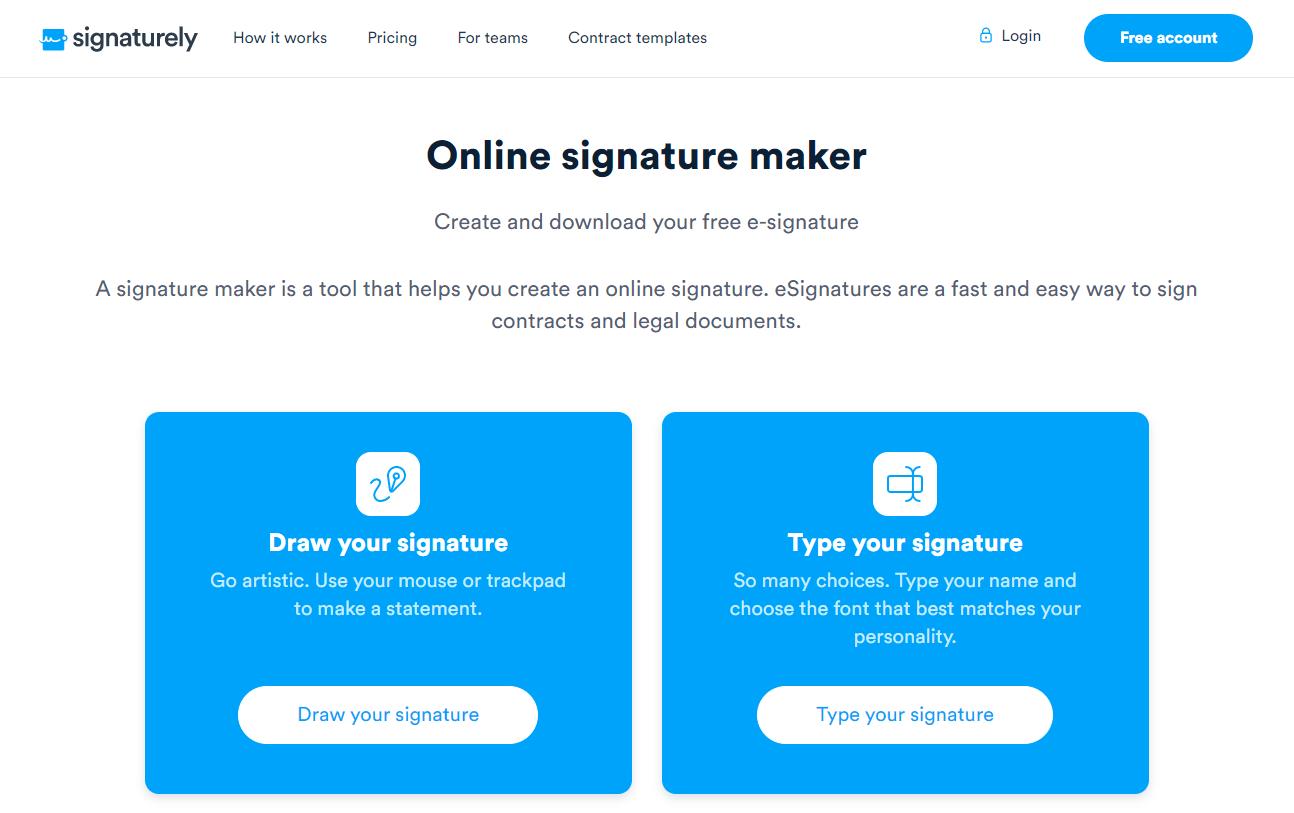 online-signature-creator