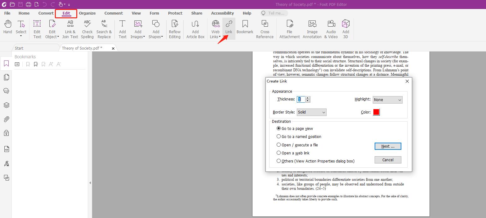 foxit-add-link-to-pdf